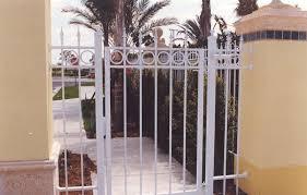 wrought iron fencing ta fl ornamental design ironworks inc