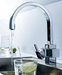 kitchen water faucet electrolux 4springs kitchen faucet brings you cold filtered water