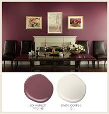 color of the month berry red featured behrpaint room colors so