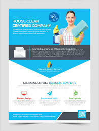 free cleaning business flyer templates house cleaning flyer