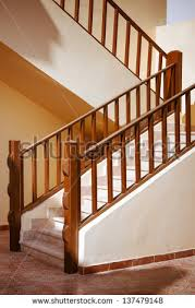 Banister International Wood Handrail Stock Images Royalty Free Images U0026 Vectors