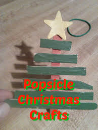popsicle christmas crafts family crafts pinterest craft