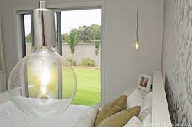 Cool Bedside Lamps Hanging Bedside Lamps 78 Cool Ideas For Bedroom Red Sofa Near