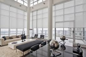 modern window treatments for wide windows tikspor
