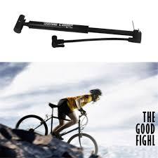 Mt Zefal Pump by Basecamp Bicycle Pump Mini Portable Light Aluminum Alloy Bike Pump