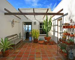 Home Courtyards Mexican Courtyard Houzz
