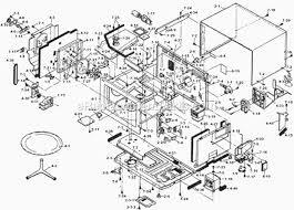 dacor dcm24 parts list and diagram ereplacementparts com