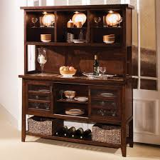 Hutch Buffet by Sideboards Interesting Kitchen Buffet And Hutch Buffet With Glass
