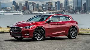2018 infiniti qx30 we drove a sport which is appropriately named