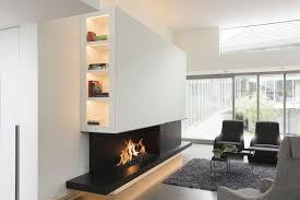 gas fireplace contemporary original design open hearth