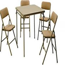 cosco products 5 piece folding table and chair set black cosco folding table chairs