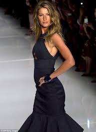 Gisele Bundchen Talks Pregnancy And Breastfeeding Gisele Bundchen Struts Down The Runway For São Paulo Fashion Week