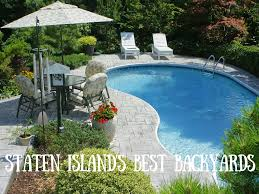 Best Backyards Who Has The Best Backyard On Staten Island Nominate Yours Now
