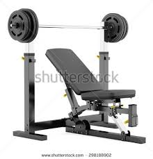Weights And Bench Set Weight Bench Stock Images Royalty Free Images U0026 Vectors