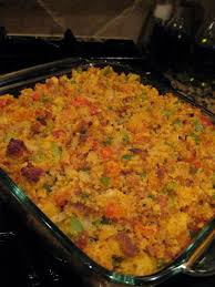 seafood thanksgiving recipes oven seafood rice dressing we cajuns look u0026 find anyway to cook a