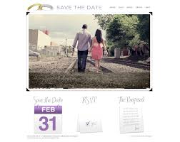 save the date website 65 wedding themes and html templates streetsmash
