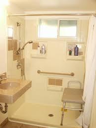 Handicapped Bathroom Showers Ideas Of Handicap Bathroom Shower Useful Reviews Of Shower