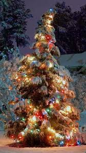 Thomas Kinkade Christmas Tree For Sale by 30 Christmas Wallpapers For Iphones
