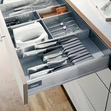 range ustensiles cuisine agencement de tiroir range ustensiles
