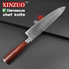 Damascus Steel Kitchen Knives 3 Pcs Kitche Knives Set Japanese 73 Layers Damascus Steel Kitchen