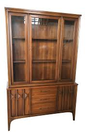 Kent Kitchen Cabinets Mid Century Modern Kent Coffey Perspecta China Cabinet Chairish