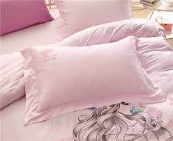 girls pink and purple bedding online shop pink drawing princess bedding set girls bedspreads bed
