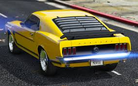 302 ford mustang 1969 ford mustang 302 replace addon gta5 mods com