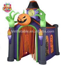 Halloween Lighted Pumpkin Decorations by Halloween Spider Web Tree Hallows Eve Lights House Source Light