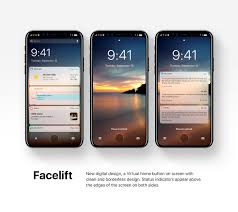 Home Design Software Ios Imagining The Iphone 8 Wasn U0027t Enough So A Designer Dove Into Ios