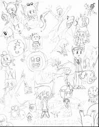 fabulous adventure time chibi coloring pages with adventure time