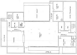 Church Fellowship Hall Floor Plans Basement Remodel Linwood Seventh Day Adventist Church