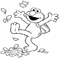 seasame street thanksgiving coloring pages coloring