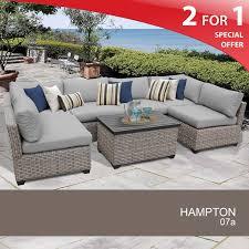 Patio Furniture Conversation Set Lovely Gray Wicker Patio Furniture And Gray Patio Conversation