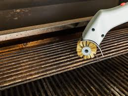 how to deep clean your grill hgtv