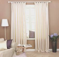 simple curtains for living room home design