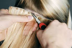 micro link hair extensions method klix hair extensions