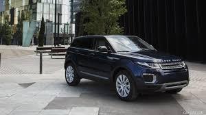 range rover evoque blue 2016 range rover evoque ed4 2wd in loire blue front hd