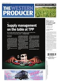 the western producer august 13 2015 by the western producer issuu