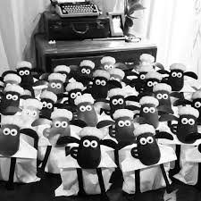 we had a shaun the sheep party including free shaun the sheep