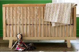 Organic Crib Bedding by New Dwell Studio Organic Cotton Poppy Blossom Crib Set Inhabitots