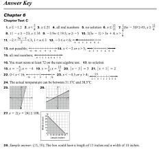 glencoe algebra 2 answer key chapter 6 all worksheets glencoe