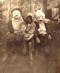 halloween costumes from a bygone era will put your to shame