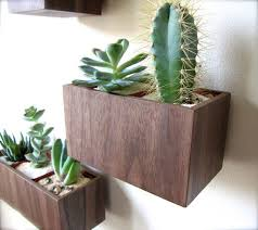 indoor wall mounted planters ceramic wallscape planters west elm