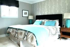 Black And White Interior Design Bedroom Turquoise Black And White Bedroom Black And White And Teal Bedroom