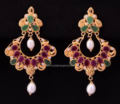malabar earrings malabar gold earrings designs images best earring 2017