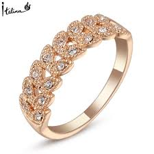 real crystal rings images Real italina rings for women genuine austrian crystal 18krgp rose jpg