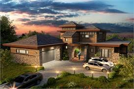 contemporary home design plans contemporary house plans small cool modern home designs by thd