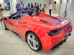 ferrari 458 vs 488 ferrari 488 spider reviews pricing goauto