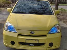 2002 suzuki aerio information and photos zombiedrive