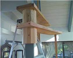 Wooden Spiral Stairs Design Diy Wood Spiral Stairs Built From Plans